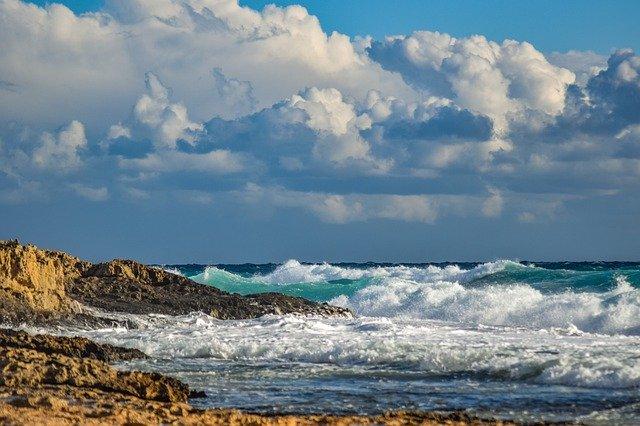 traversée de la mer